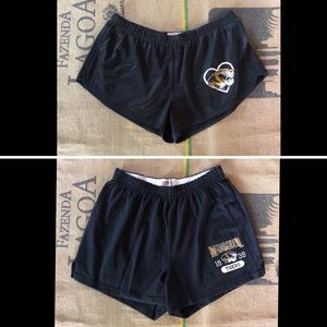 Pants - Missouri (MU) Tigers Athletic Shorts